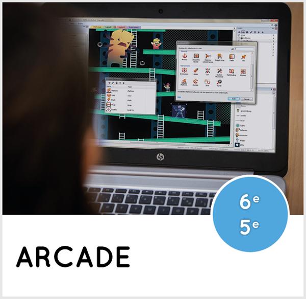 ARCADE 6e-5e