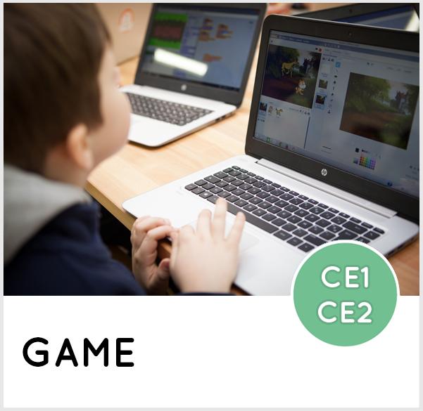 GAME CE1-CE2