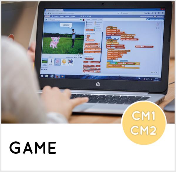 GAME CM1-CM2