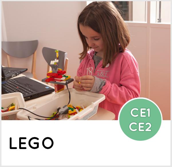 LEGO CE1-CE2