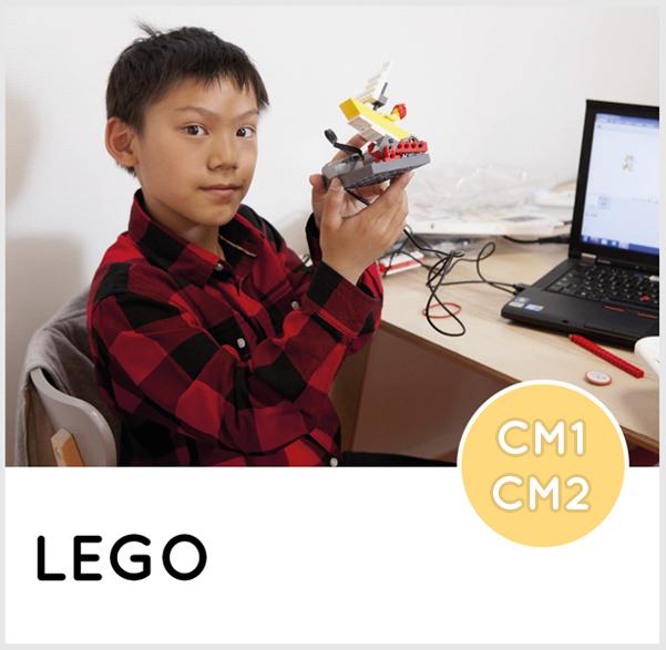 LEGO CM1-CM2
