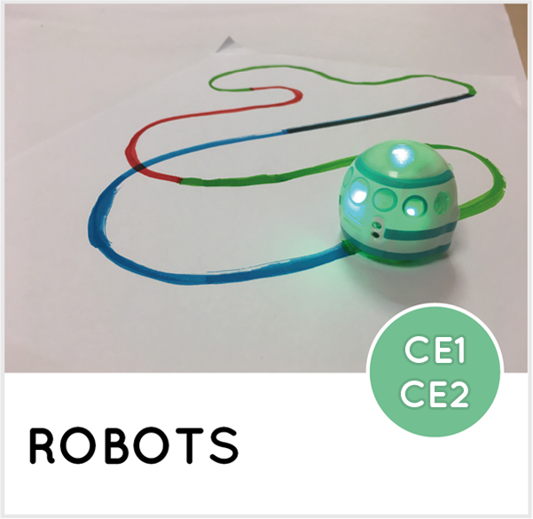 ROBOTS CE1-CE2