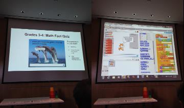 Math projects with Scratch