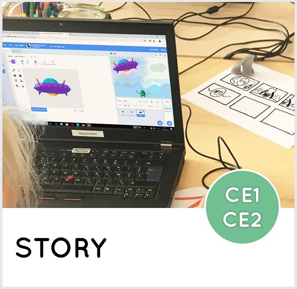 STORY CE1-CE2